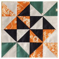 Milly (#62) Tutorial – Farmer's Wife 1930s Sampler Quilt Sew Along #FW62Milly #FQS1930FarmersWife