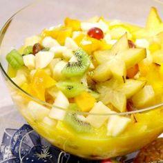 Helppo hedelmäsalaatti - Reseptit – Kotiliesi