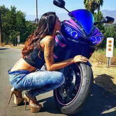 Real Biker Women qtr11987