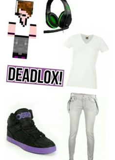 Minecraft Outfits, Minecraft Clothes, Minecraft Stuff, Cosplay Outfits,  Anime Outfits, Casual Cosplay, Cosplay Ideas, Youtube Clothing, Teenage  Outfits.