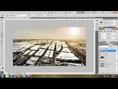 Quick Post Production Rendering In Photoshop - YouTube