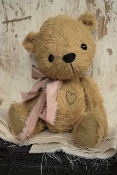 Artist Bear handmade