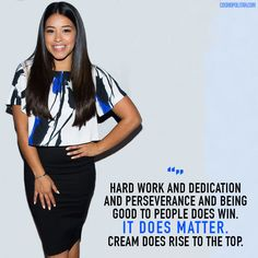 10 Empowering Gina Rodriguez Quotes You Need in Your Life