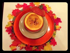 Kelly Ripa's delicious #Thanksgiving Autumn Squash Soup! Check out the recpie here: http://dadt.com/live/recipe-finder.html?recipeID=15342  #KellyandMichael