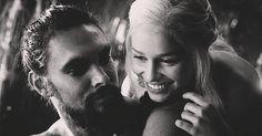 "Emilia Clarke Says Khal Drogo's ""Member"" Is ""Too Fabulous"""