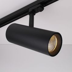 TUBE X TRACK - Exterus Loft Lighting, Track Lighting, Black And Silver Wallpaper, Annex, Led, Apartment Ideas, Tube, Lights, Design