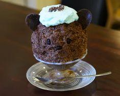 Bingsu, Mint Chocolate, Food And Drink, Ice Cream, Treats, Drinks, Desserts, Ice Creamery, Goodies