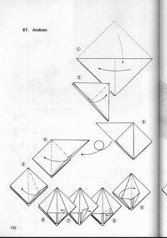Kunihiko Kasahara - Origami Made Easy 121_page121