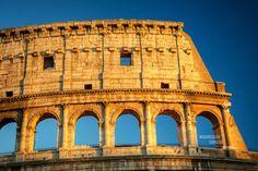 Римский колизей / Roman Colosseum