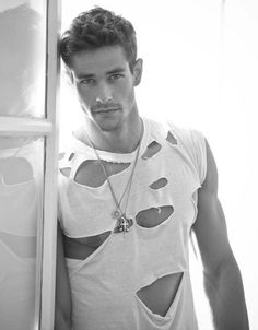Felipe Martins He could play 'Christian Grey' in the movie version. Fits my vision of him