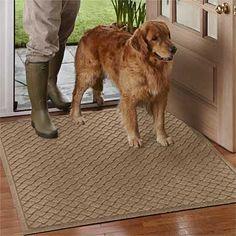 Basketweave Water Trapper® Mat
