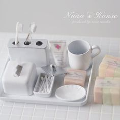washroom items