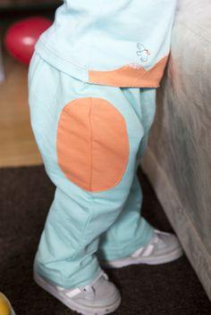 Baby hose orange