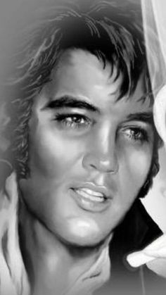 Elvis---A Blow-Up of #--50