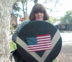 Amber Cummingsis a transgender woman who has fought non stop to defend America and other Patriots against communist thugs known as Antifa. Amber was one of the many Patriots on the front lines dur…