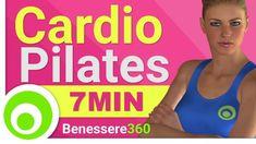 Il video propone una lezione completa di cardio Pilates per aiutarti a dimagrire e tonificare tutto il corpo, pochi esercizi semplici ma intensi per bruciare i grassi in eccesso e migliorare la tua salute.