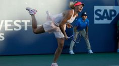 Maria+Sharapova+meets+supportive+crowd+in+return+to+Bank+of+the+West+Classic
