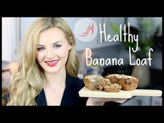 Mini Healthy Banana Loaves | Niomi Smart - YouTube