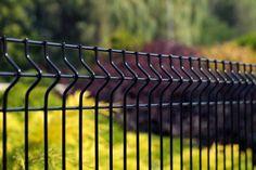 Panele ogrodzeniowe 3D w kolorze CZARNYM , Standardowa wysokość - 1,03 , 1,23 , 1,53 , 1,73 , 2,03 m , http://ogrodzenia24.eu/panele-czarne-c-3_37_67.html