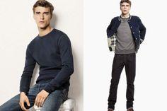 H&M FW 2012 Update Mens Lookbook