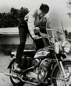 Harley, 1956