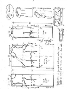 Vestido Tubinho Qipao - Best Sewing Tips Vintage Sewing Patterns, Clothing Patterns, Asian Style Dress, Costura Fashion, Couture Sewing Techniques, Diy Summer Clothes, Make Your Own Clothes, Dress Making Patterns, Fashion Sewing