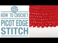 Do you ever get to the end of a crochet project and think '... now what?' — these crochet edging patterns will help you get a professional-looking finish and add a touch of individual crochet style!