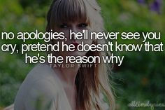 I Knew You Were Trouble - Taylor Swift <3