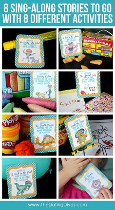 What a fun idea for the kids!