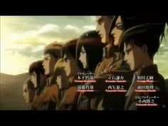 「MAD」 Shingeki no Kyojin OP 1 Season 2 FULL + LYRIC「進撃の巨人 」OP 3 ᴴᴰ 「Shinzou wo Sasageyo!」 - YouTube