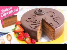 TARTA SACHER | LA RECETA PERFECTA | Quiero Cupcakes! - YouTube
