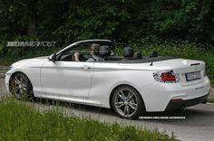 2015 M235i Convertible Virtually Fully Revealed