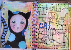 Art Journaling tumblr