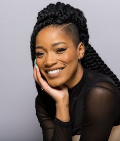 Keke Palmer Shares the Beauty of Rocking Your Hair for You | Essence.com