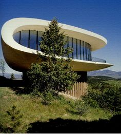Sculpture house, Charles Deaton 1973. Genesee, Colorado