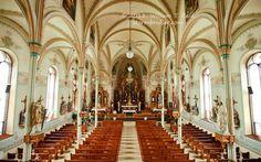 St. Mary's Church, St. Benedict Kansas