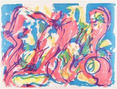 Machine pour Toulouse Lautrec - Jean Messagier