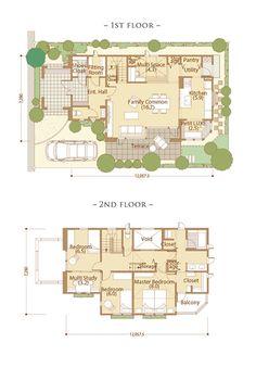 プラン | chouchou(シュシュ)| 商品ラインナップ | 戸建住宅 |〈公式〉三井ホーム(注文住宅、賃貸・土地活用、医院・施設建築、リフォーム)