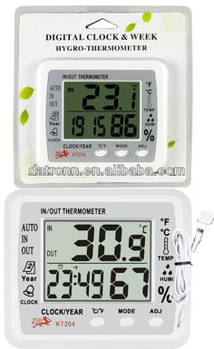 Promotional gift thermometer KT204