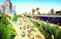 Gallery - FR-EE Proposes to Restore Mexico City Avenue with Cultural Corridor Chapultepec - 7