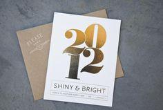 Shiny 2012 New Year's greetings