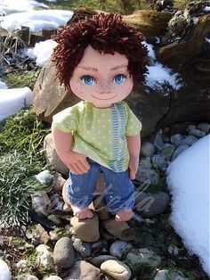 Bábiky - malý Šimonko - 2334144
