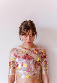 Le Jardin Dedans on Behance Milk Photography, Self Portrait Photography, Abstract Photography, Creative Photography, Fashion Photography, Creative Photoshoot Ideas, Girls Hub, Forest Fashion, Fashion Model Poses