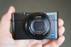 Sony Cyber-shot DSC-RX100 hands-on - Engadget Galleries
