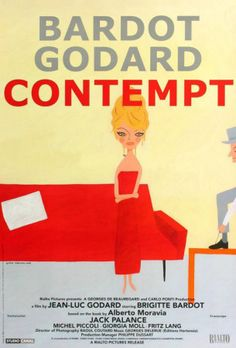 brigitte bardot contempt