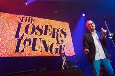 Loser's Lounge George Michael Tribute on April 14, 2017.