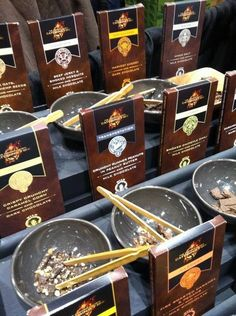 The Hunger Games: Catching Fire District Inspired Chocolate *GRABBY HANDS*