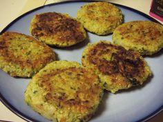 Kimberly Snyder's Alkaline-Grain Veggie Burgers