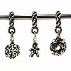 FREE Gift with Purchase! Spend $200 and choose one of the silver dangles as a free gift! http://www.trollbeadsgallery.com/