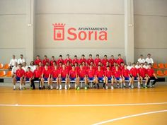40 jugadores de balonmano, llamados a integrar la selección española de promesas, han estado concentrados en Soria http://www.revcyl.com/2013/deportes13/201307/20130728deportes/revcyl_revista_de_castilla_y_leon_deportes_concentracion_seleccion_nacional_balonmano_soria.html